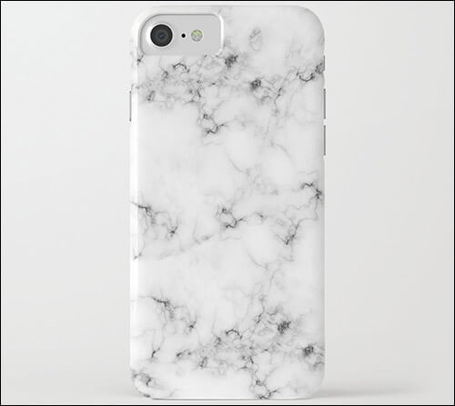 Society6 Marble Case for iPhone 7
