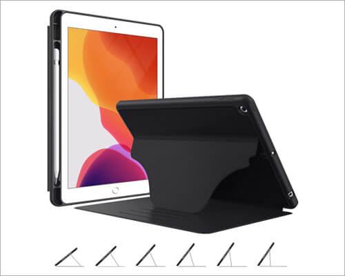 Soke 10.2 inch iPad Folio Case