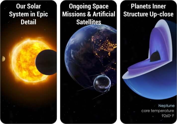 Solar Walk 2 - Planetarium 3D