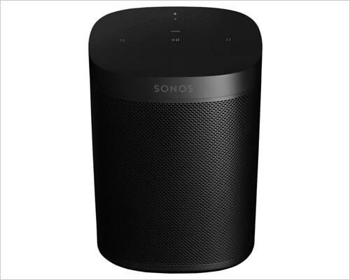 Sonos One Smart Speaker with Voice Control