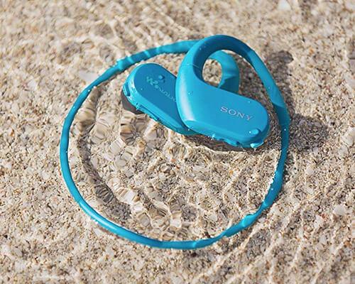 Sony Swimming Headphones