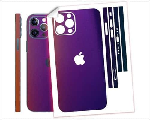 SopiGuard Sticker Skin for iPhone 12