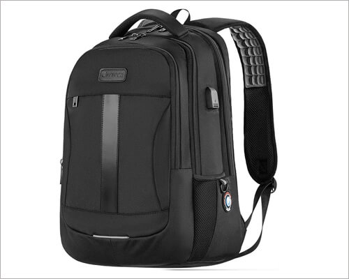 Sosoon Anti-theft Polyester Laptop BackPack