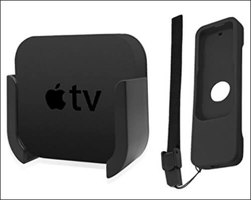 SourceTon TV Mount for Apple TV 4th and 4K 5th Generation
