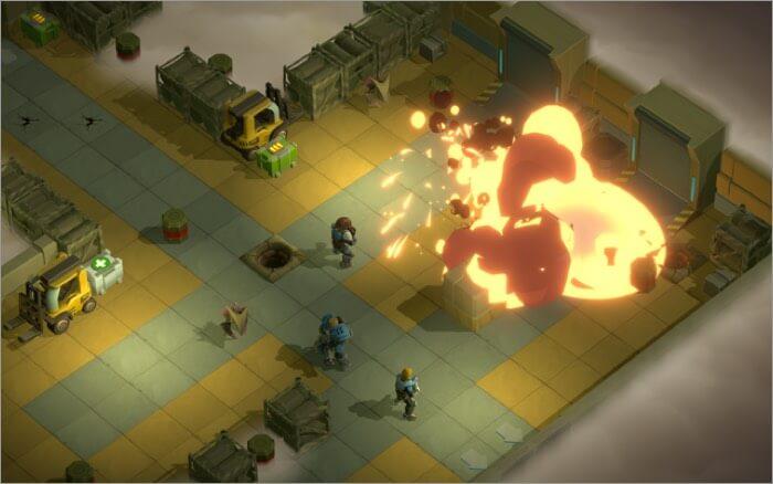 Spaceland Mac strategy game Screenshot