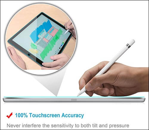 Sparin iPad Pro Tempered Glass Screen Protector