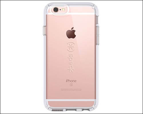 Speck Candyshell iPhone 6-6s Clear Case