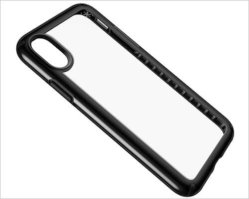 Speck Products Presidio iPhone X Clear Case