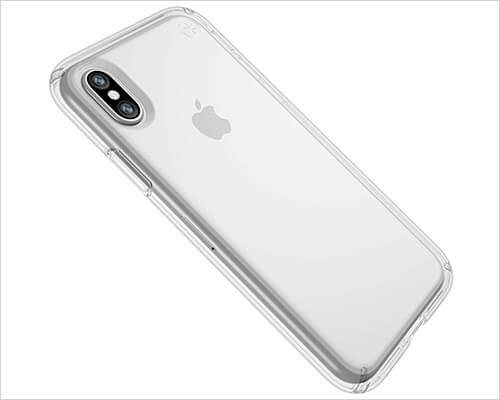 Speck Products iPhone X Clear Case