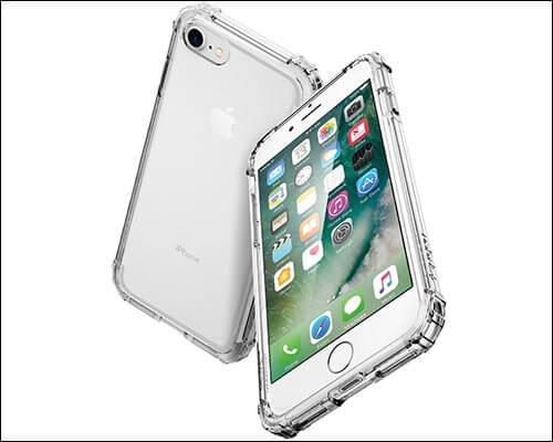 Spigen Crystal Shell iPhone 8 Bumper Case