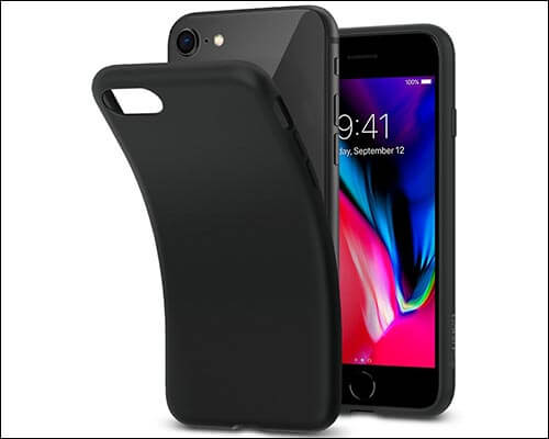 Spigen Liquid Crystal Thin iPhone 8 Case