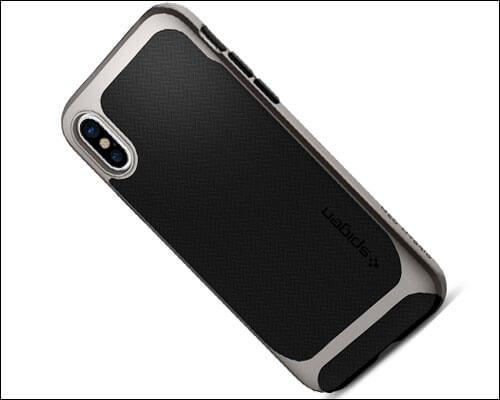 Spigen Neo Hybrid iPhone X Bumper Case