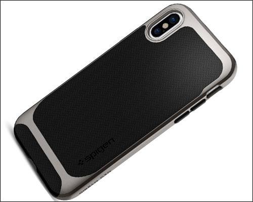 Spigen Neo Hybrid iPhone X Case