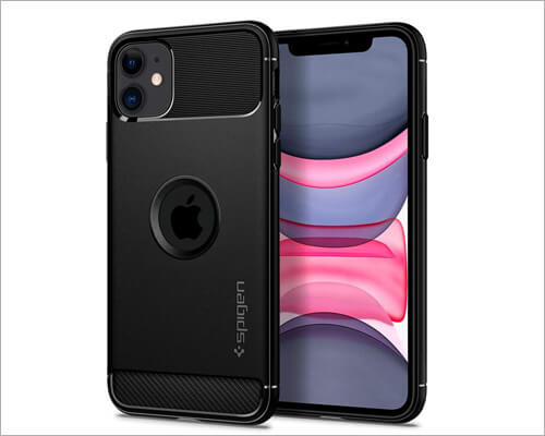 Spigen Rugged Armor Case for iPhone 11