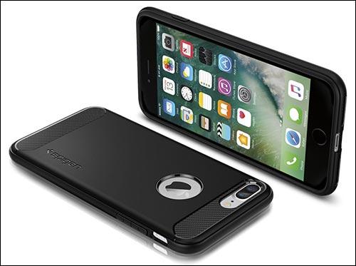 Spigen Rugged Armor iPhone 7 Plus Case