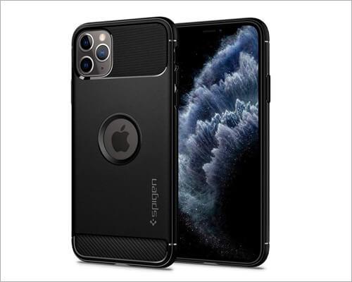 Spigen Rugged Case for iPhone 11 Pro Max