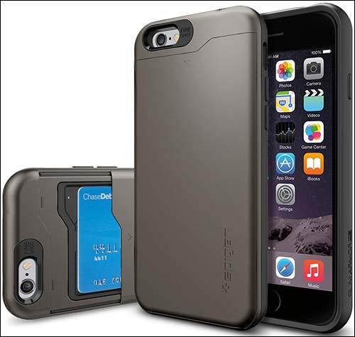 Spigen Slim Armor CS Case for iPhone 6