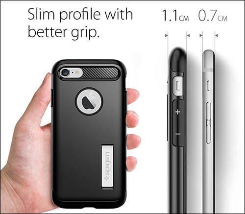 Spigen Slim Armor iPhone 7 Case