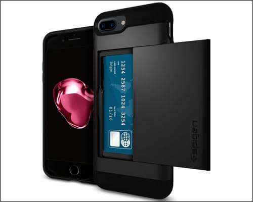 Spigen Slim Armor iPhone 7 Plus Wallet Case