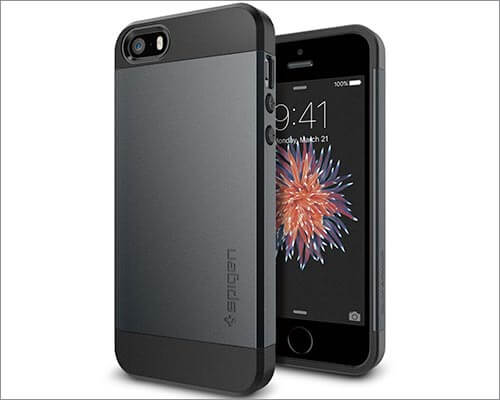 Spigen Slim Case for iPhone 5, 5s, and iPhone SE