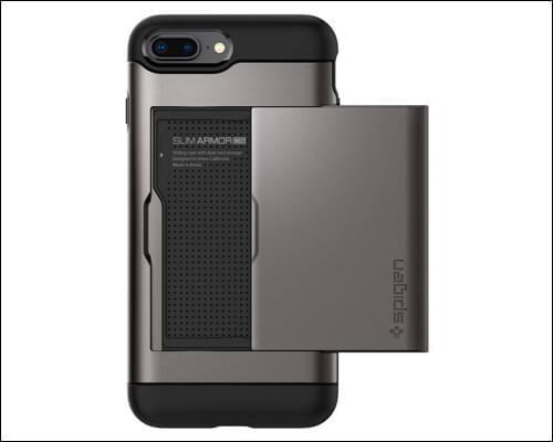 Spigen Slim Wallet Case for iPhone 7 Plus