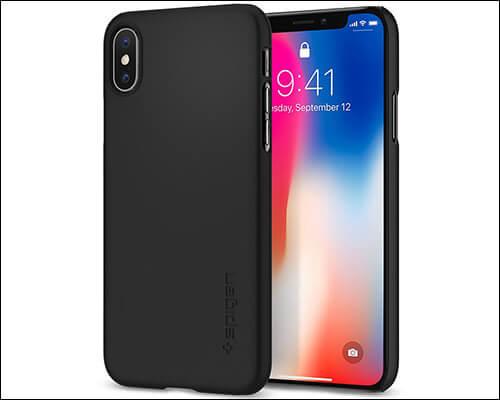 Spigen Thin Fit iPhone X Case