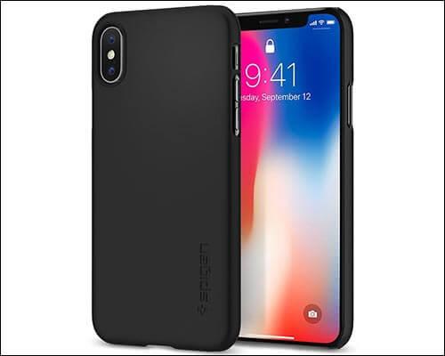 Spigen Thin Fit iPhone X Slim Case
