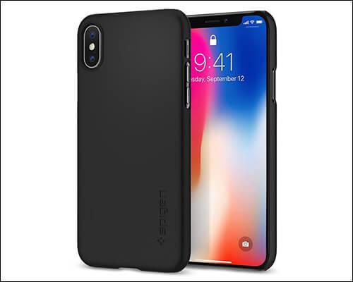 Spigen Thinnest iPhone Xs Case