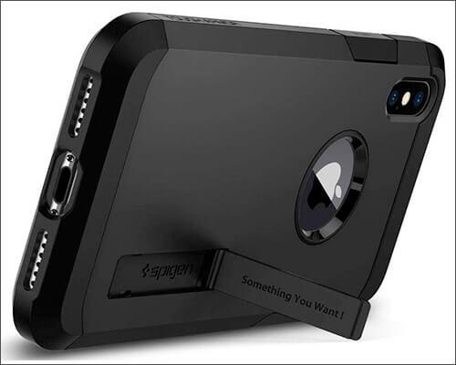 Spigen Tough Armor Kickstand Case for iPhone Xs
