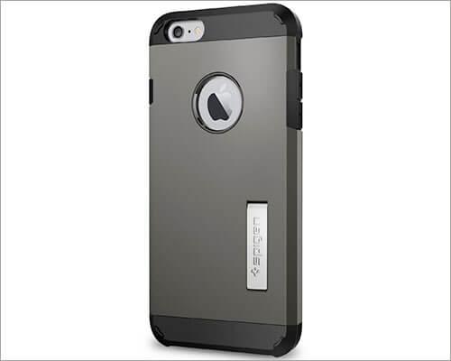 Spigen Tough Armor iPhone 6s Plus Kickstand Case