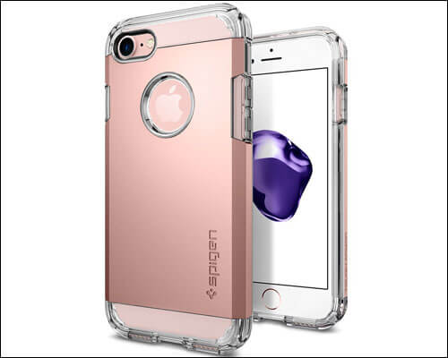 Spigen Tough Armor iPhone 7 Heavy Duty Case