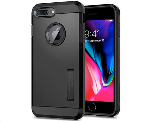 Spigen Tough Armor iPhone 7 Plus Kickstand Case