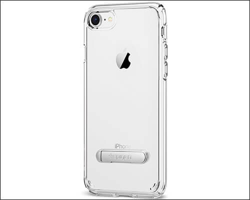 Spigen Ultra Hybrid S iPhone 8 Wireless Charging Support Case