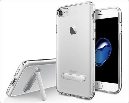 Spigen Ultra Hybrid S iPhone Kickstand Case