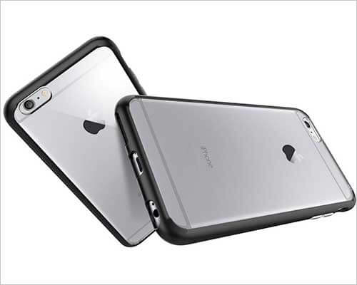 Spigen Ultra Hybrid iPhone 6-6s Bumper Case
