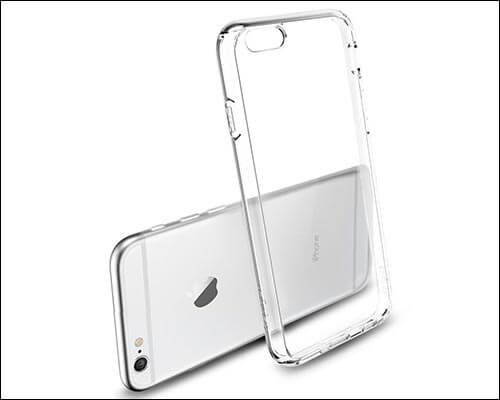 Spigen Ultra Hybrid iPhone 6-6s Clear Case