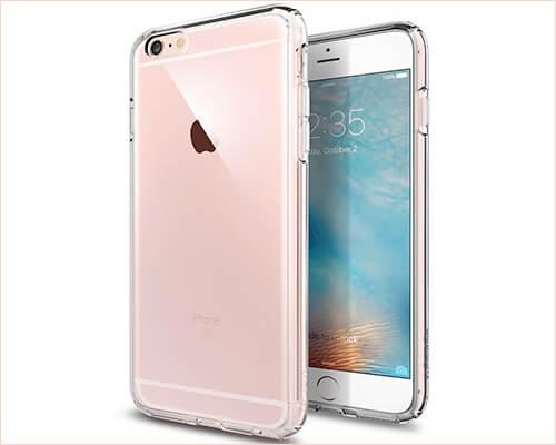 Spigen Ultra Hybrid iPhone 6 Plus Clear Case