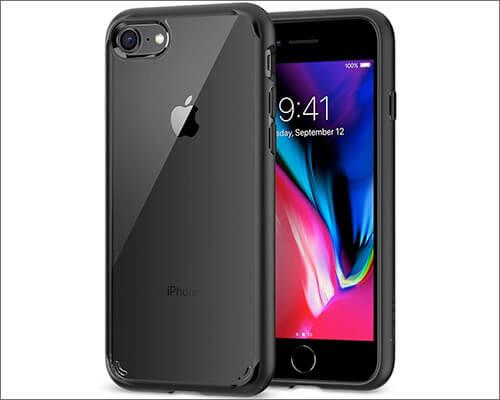 Spigen Ultra Hybrid iPhone 7 Bumper Case