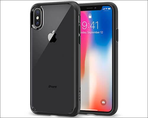 Spigen Ultra Hybrid iPhone X Bumper Case