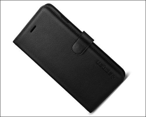 Spigen Valentinus iPhone 8 Plus Leather Case
