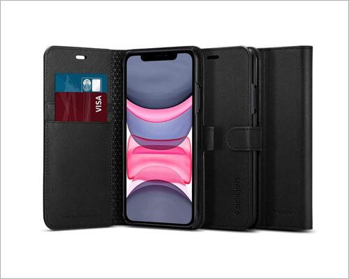Spigen Wallet Case for iPhone 11