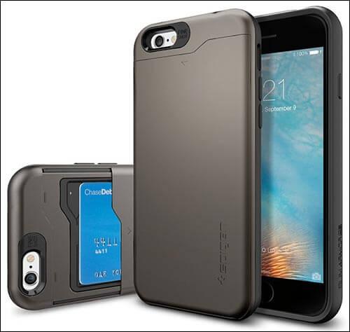 Spigen Wallet Case for iPhone 6s