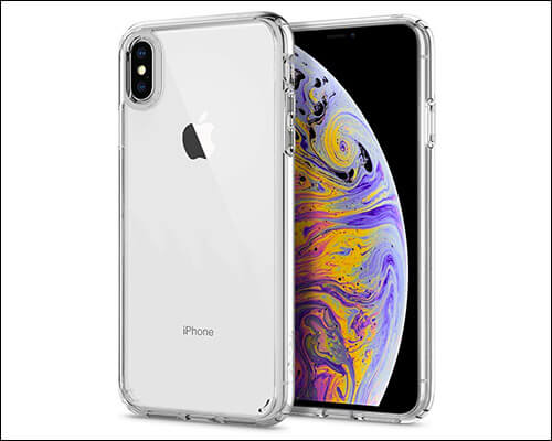 Spigen Wireless Charging Support Case for iPhone Xs Max