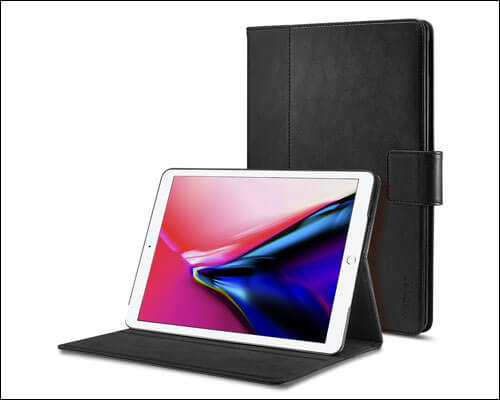 Spigen iPad 9.7-inch 2018 Leather Case