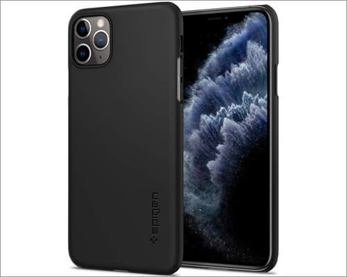 Spigen iPhone 11 Pro Wireless Chargning Compatible Case