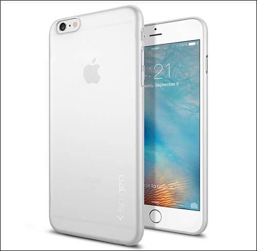 Spigen iPhone 6s Plus Clear Case