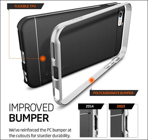 Spigen iPhone 6s Slim Case