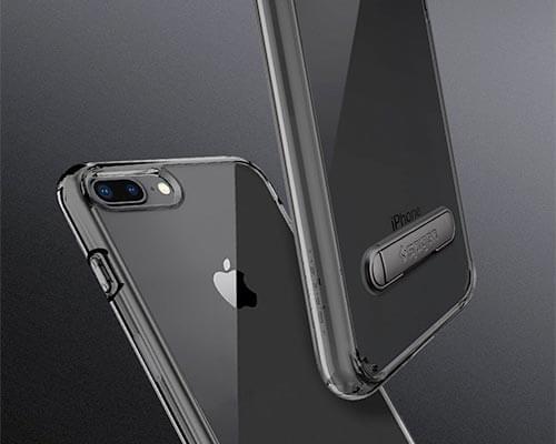 Spigen iPhone 8 Plus Wireless Charging Support Case