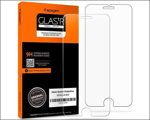 Spigen iPhone 8 Tempered Glass Screen Protector