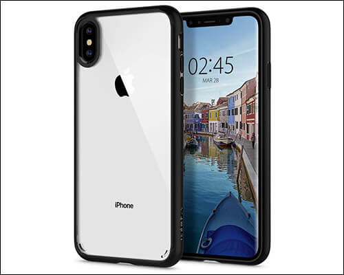 Spigen iPhone Xs Max Bumper Slim Case